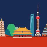 中国西安でキングダムの聖地巡礼