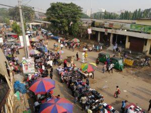 バングラデシュの朝