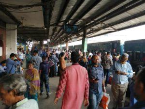 バングラデシュの駅