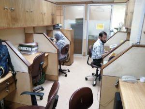 バングラデシュの会社訪問