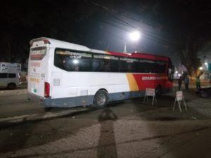バングラデシュのバス