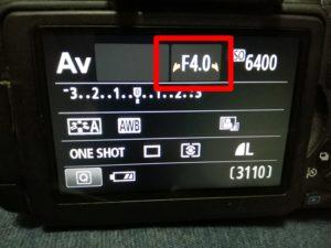 カメラの絞り