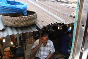バングラデシュの車窓