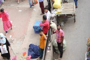 バングラデシュのニューマーケット