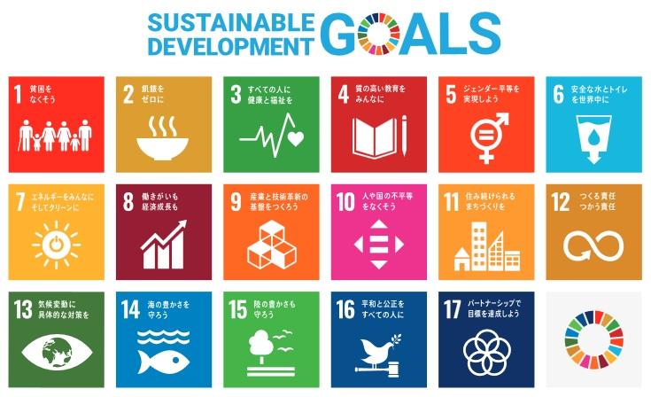 SDGs 17個のゴール