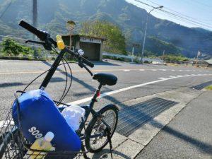 折り畳み自転車で小豆島一周