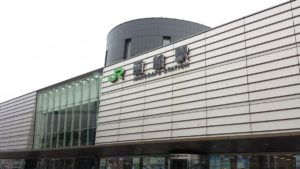 青春18きっぷで函館まできた